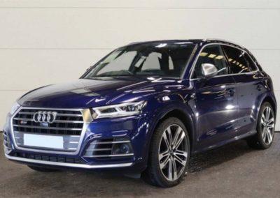 Audi - Metallic Blue
