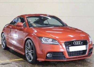 Audi - Red Sport