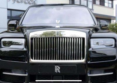 Rolls Royce 2018 model