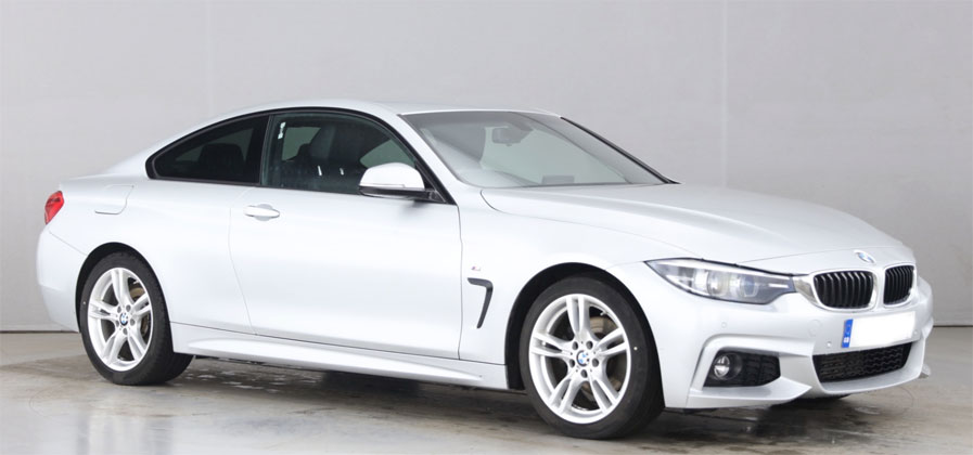 BMW 420 D 2.0 SPORT COUPE